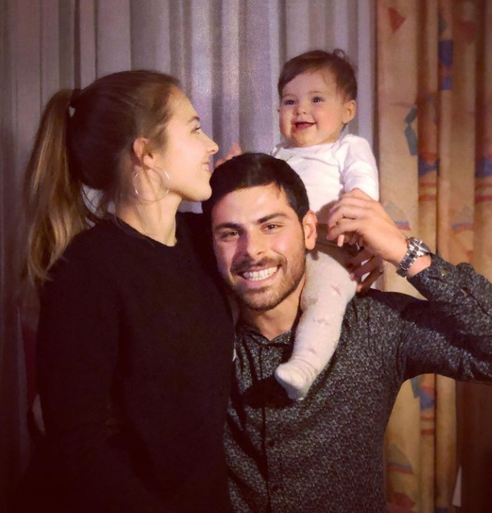 Kevin Volland family