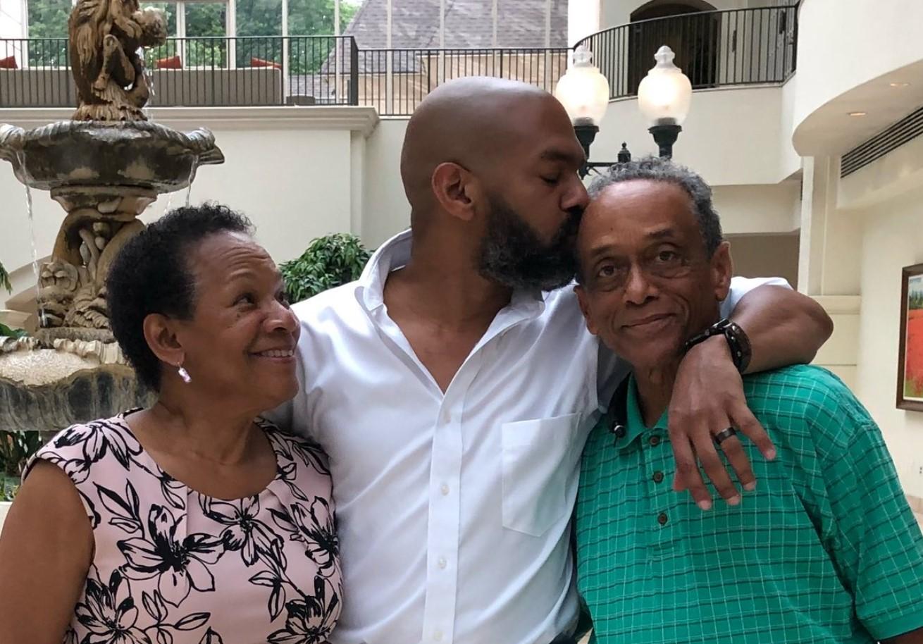 Khary Payton parents