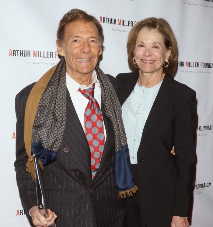Jessica Walter married