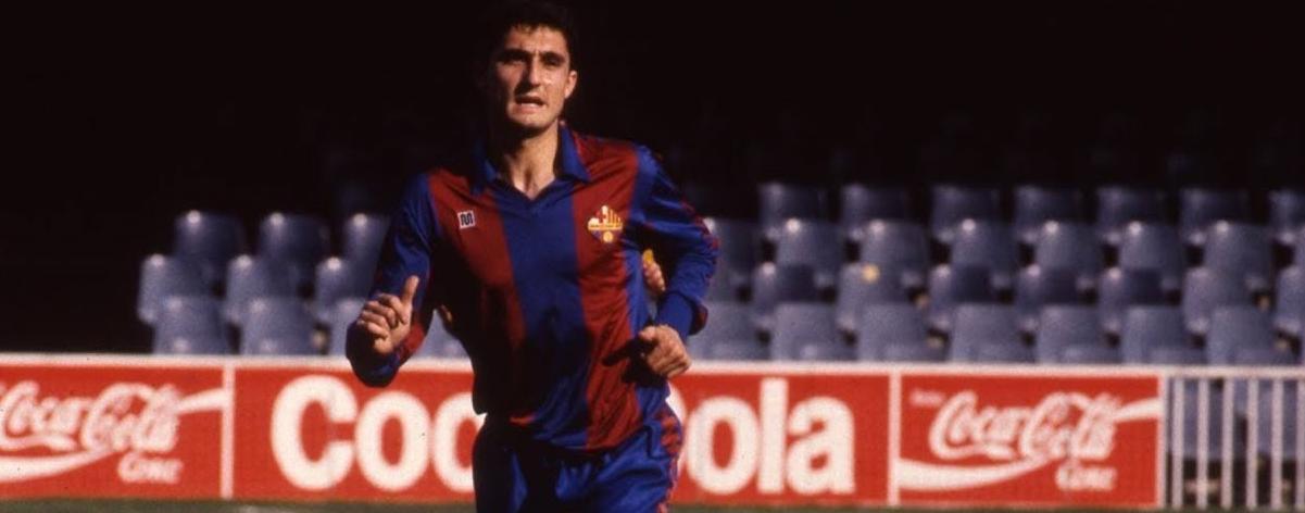 ValVerde's Goals at Barca