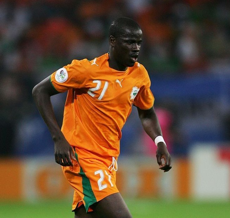 Emmanuel Eboue Ivory Coast