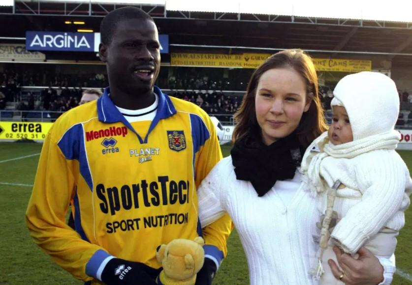 Emmanuel Eboue wife