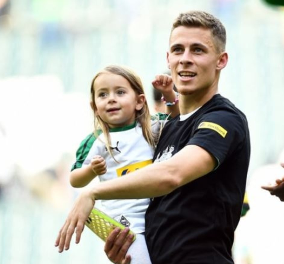 Thorgan Hazard kids