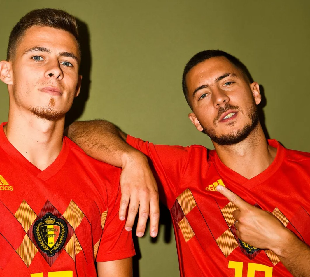 Thorgan Hazard siblings