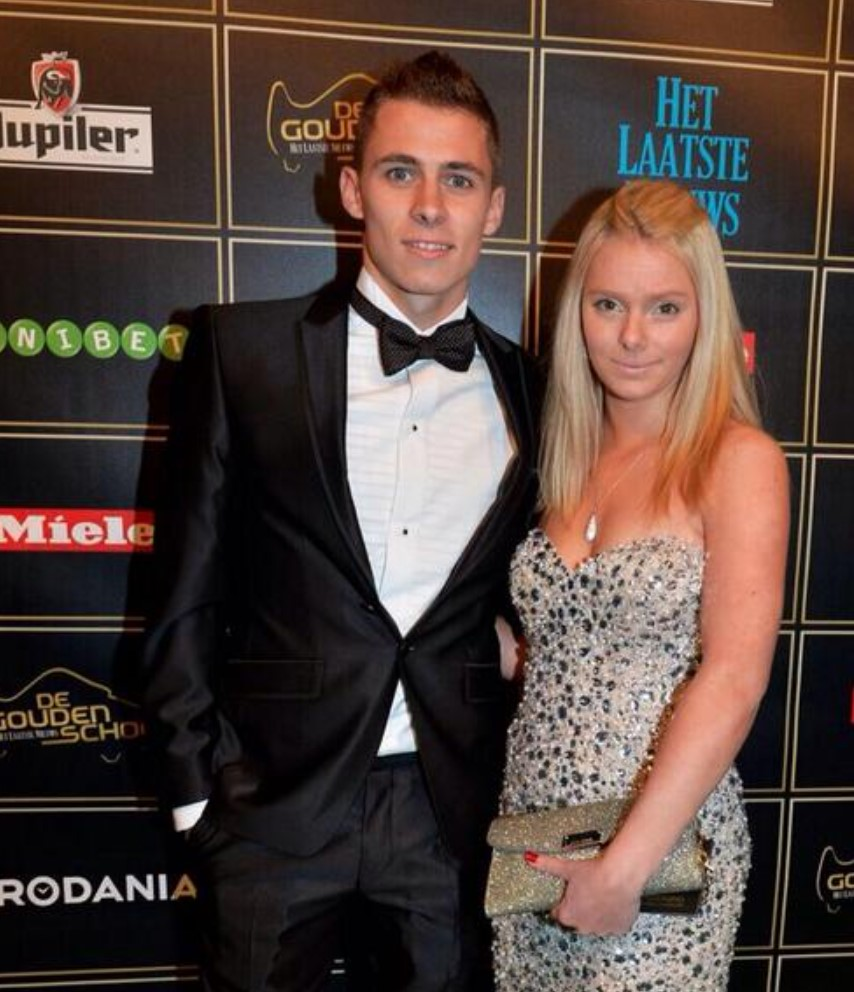 Thorgan Hazard wife