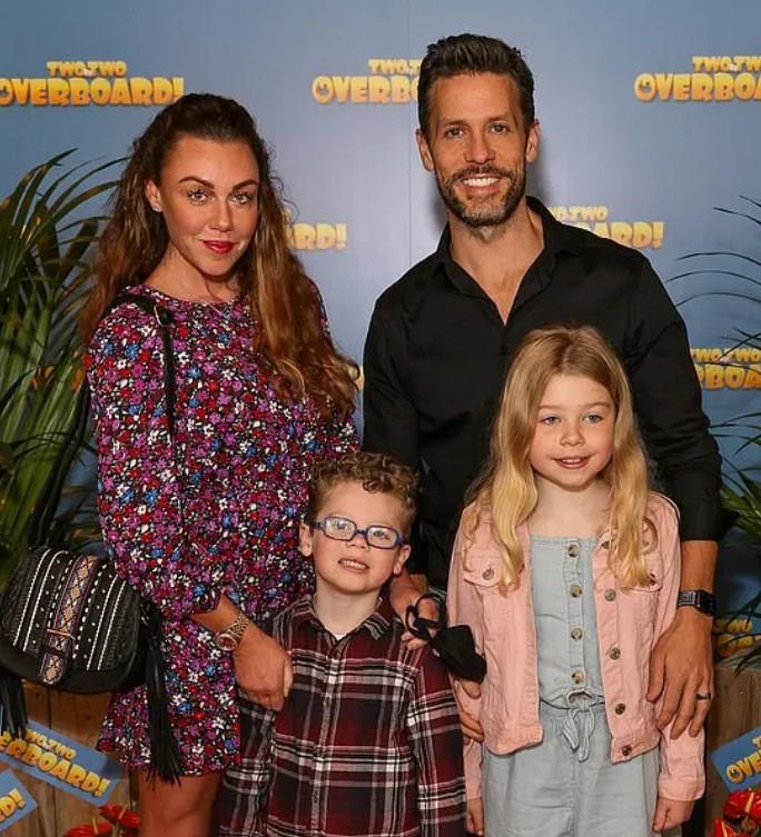 Michelle Heaton family