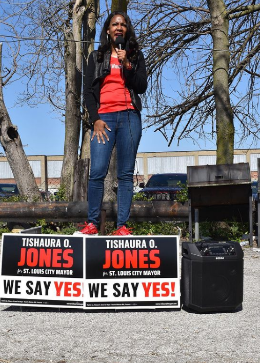 Team Tishaura Jones - St. Louis City Mayor