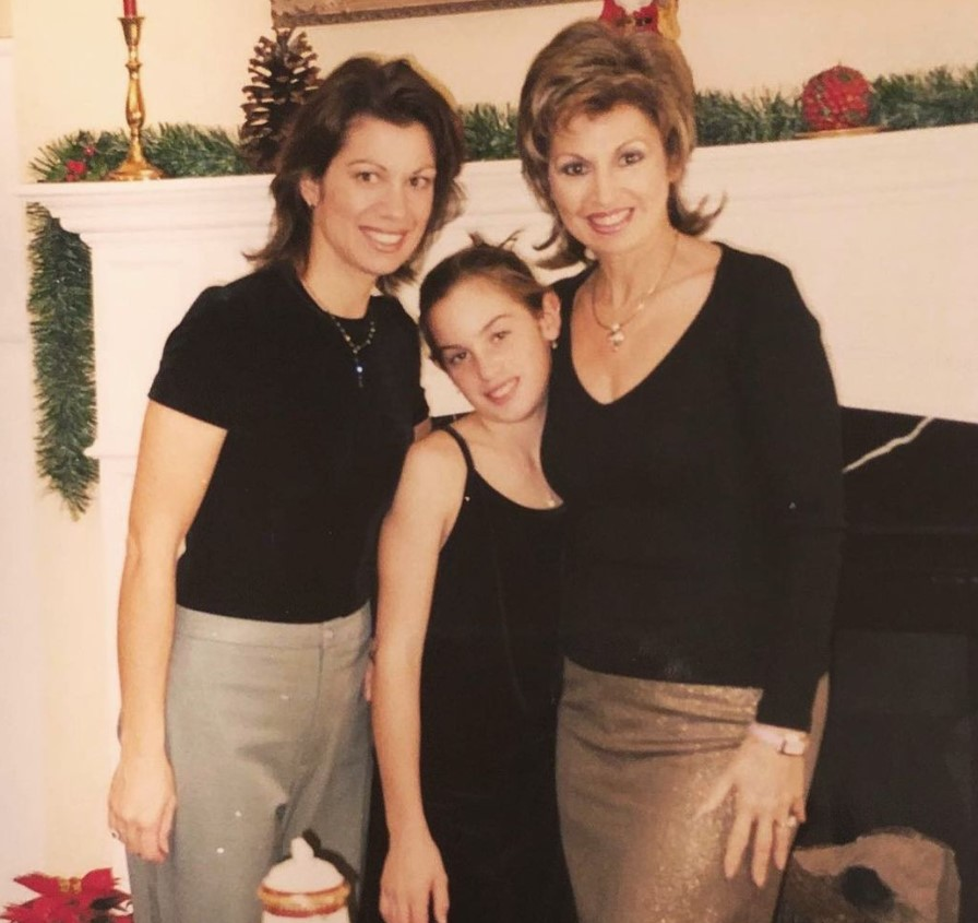 Hannah Berner family