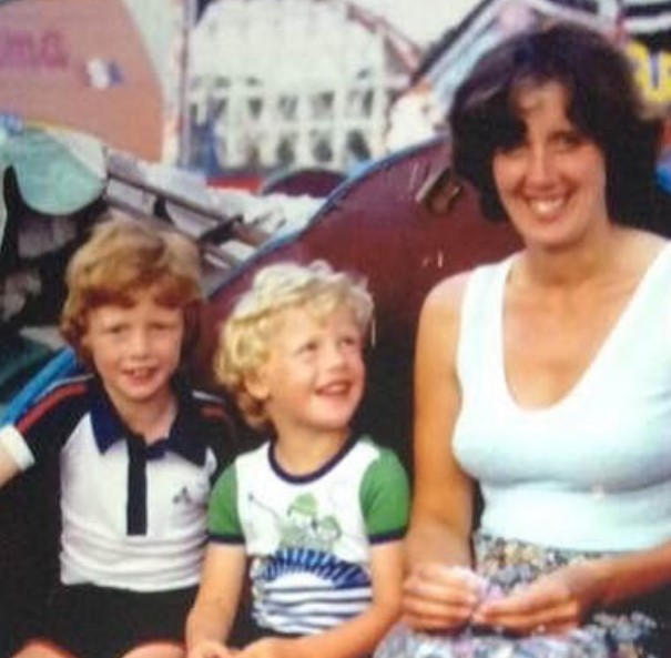 Freddie Flintoff mother