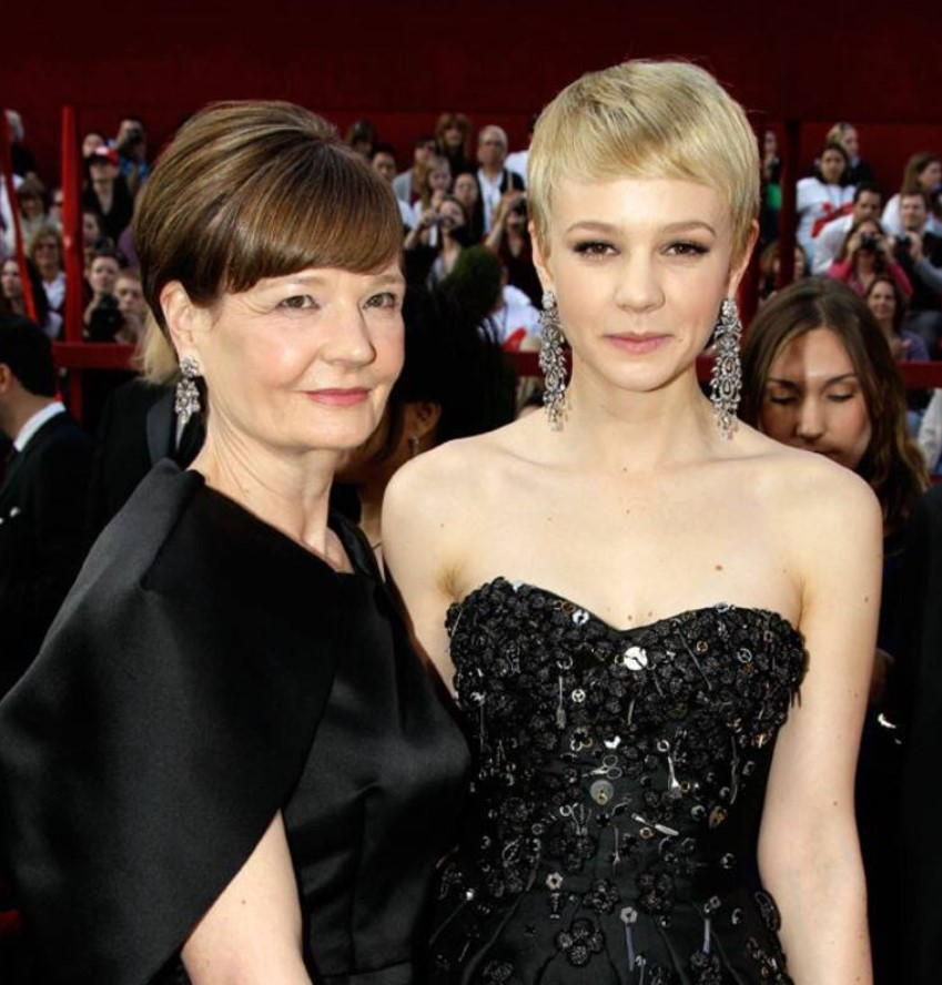 Carey Mulligan mother