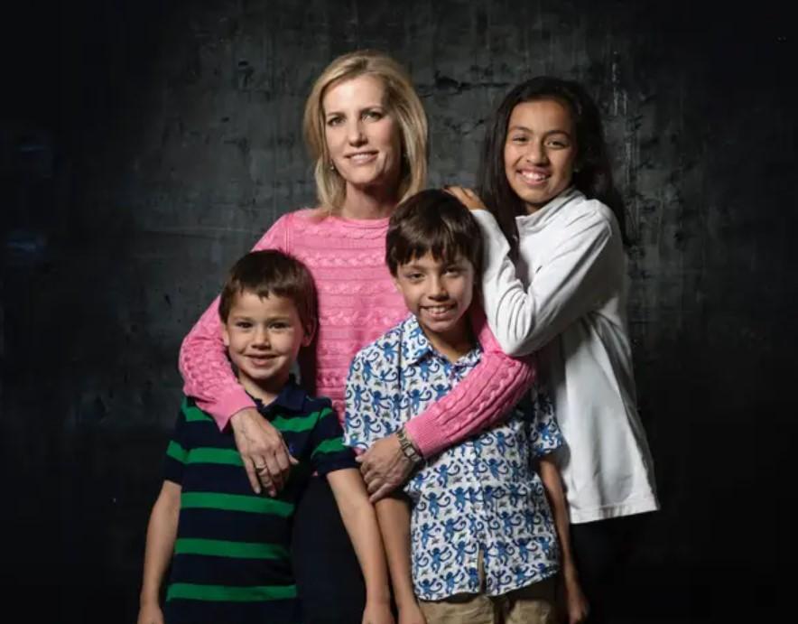 Laura Ingraham kids