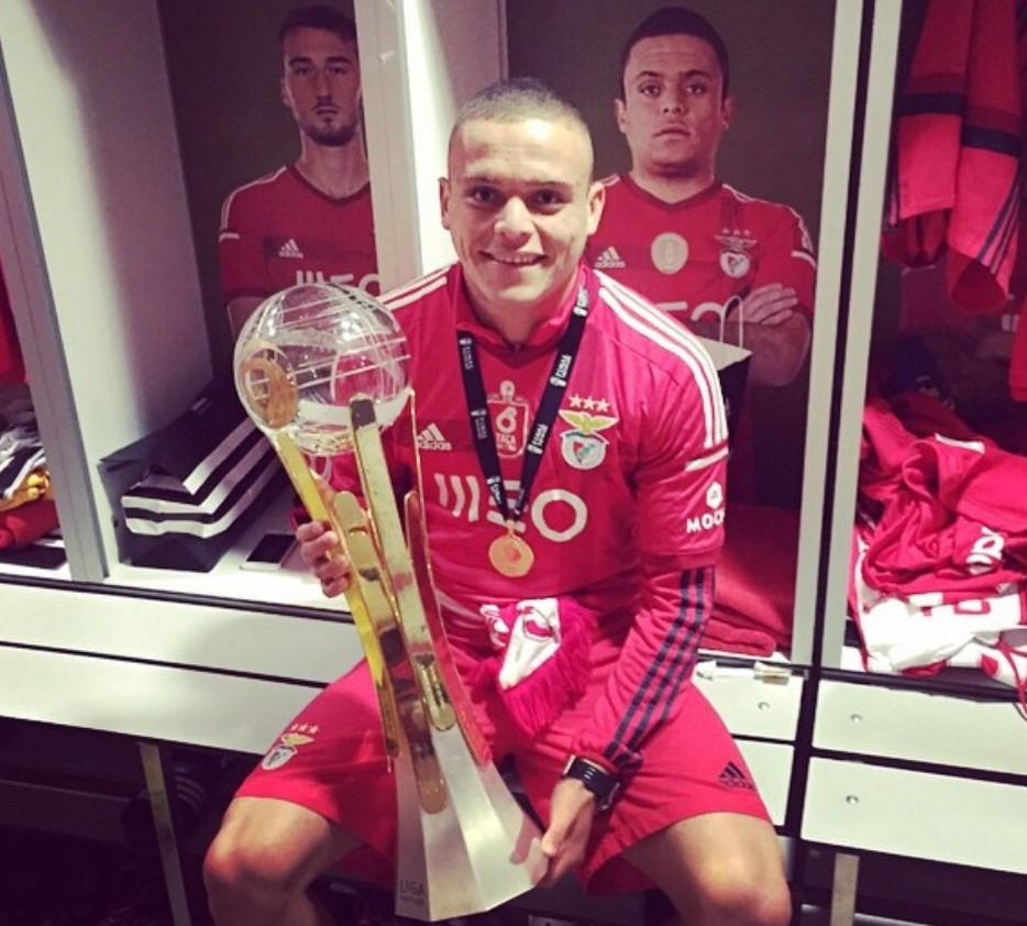 Jonathan Rodriguez Benfica