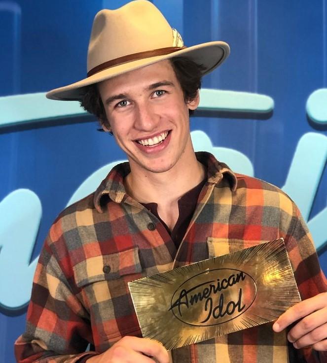Wyatt Pike Golden Ticket