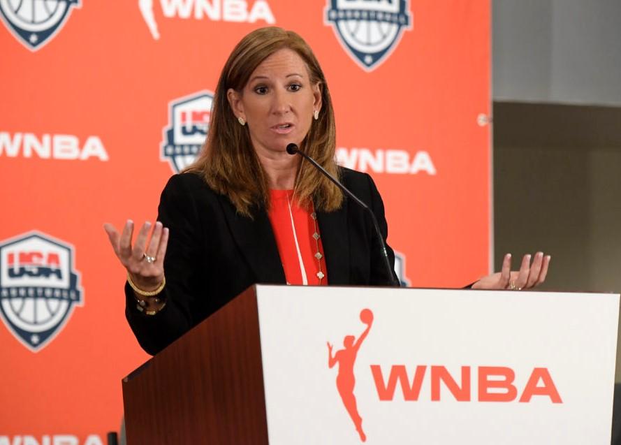 Cathy Engelbert WNBA