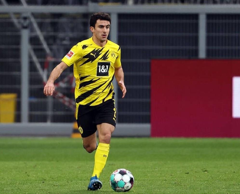Mateu Morey Dortmund