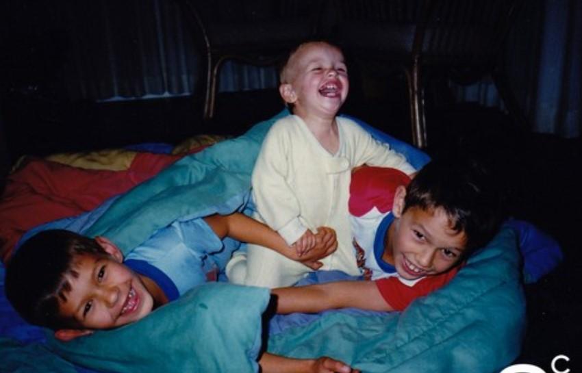 James Franco siblings