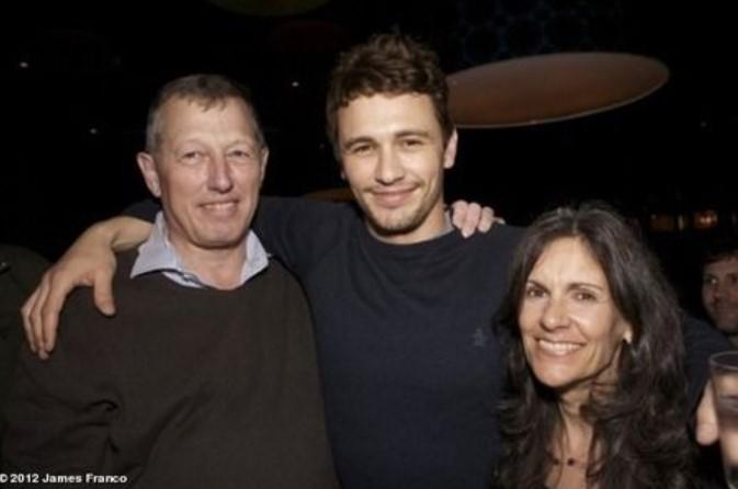 James Franco parents