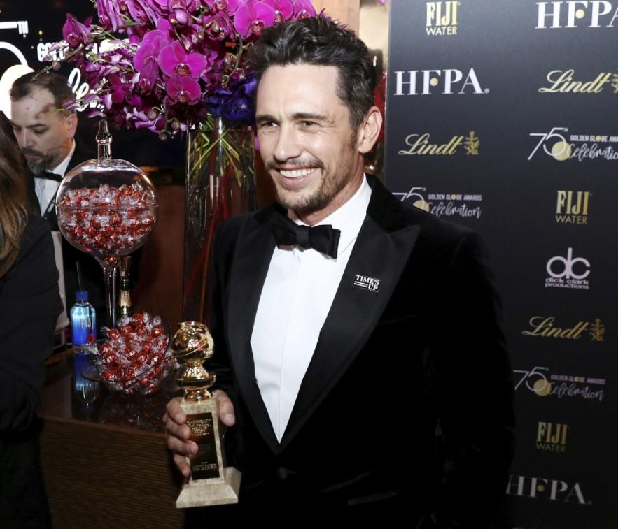 James Franco awards