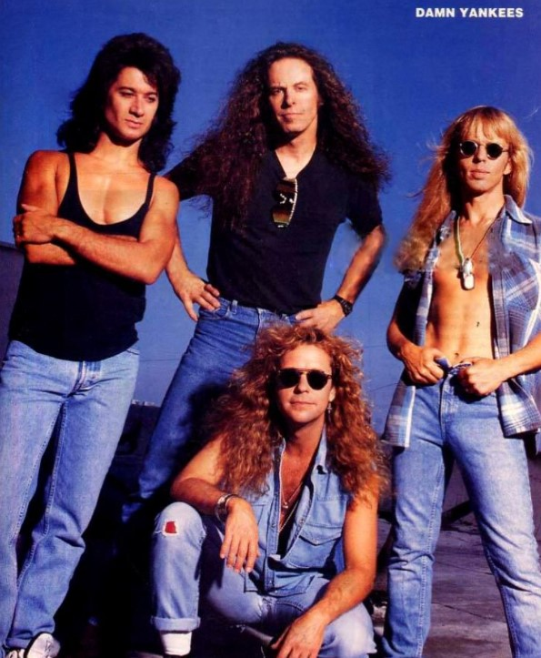 Ted Nugent Damn Yankees