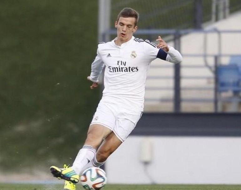 Diego Llorente Real Madrid