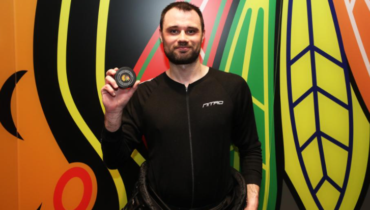 Scott Foster earns Best NHL First