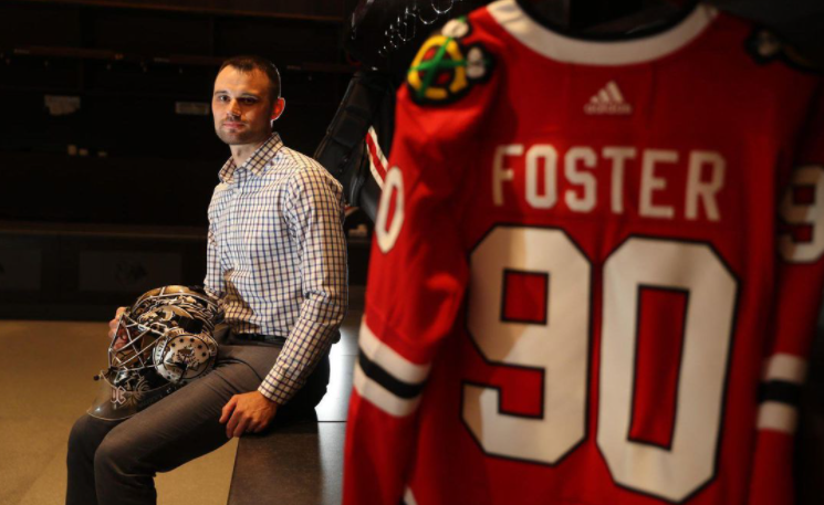 Scott Foster is currently working as an accountant