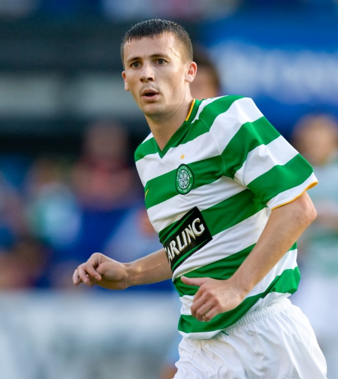 Paul Caddis Celtic