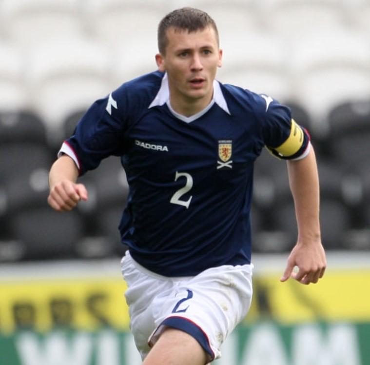 Paul Caddis Scotland