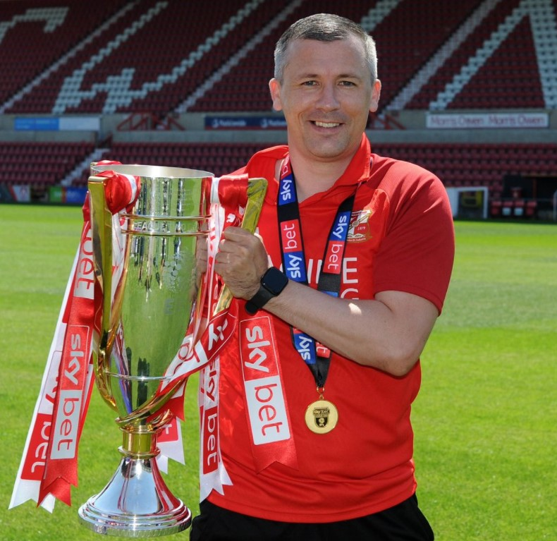 Paul Caddis Swindon