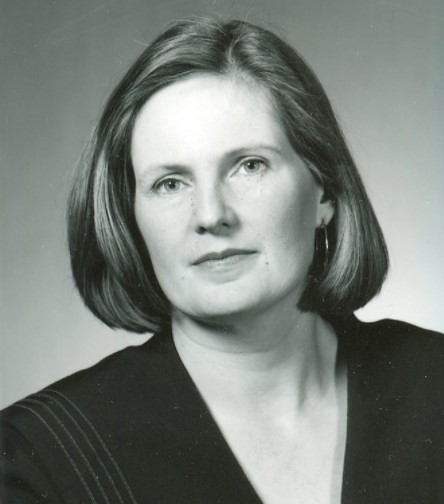 Anne McLaren young