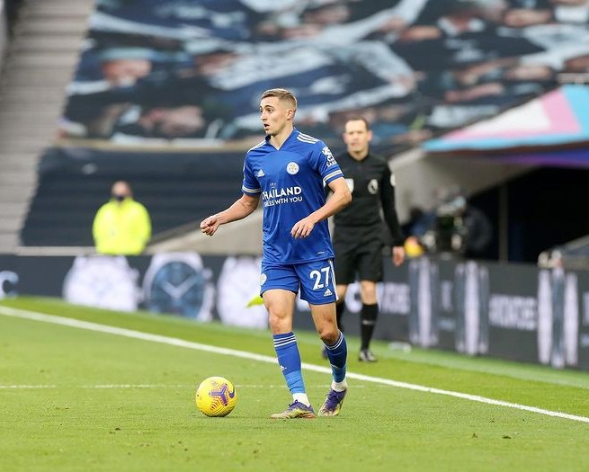 Timothy Castagne Leicester