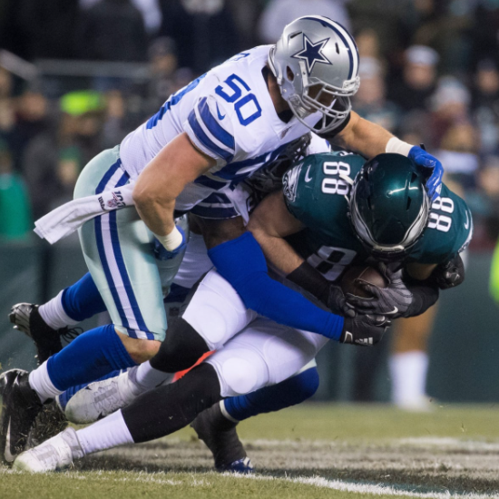 Sean Lee Against The Opponent