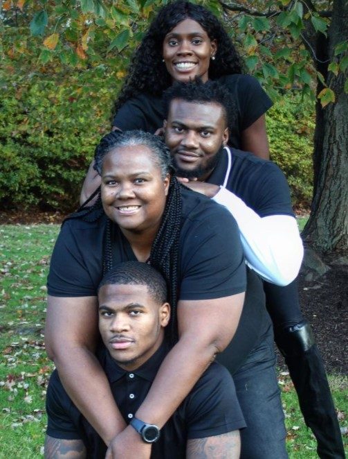 Micah Parsons family