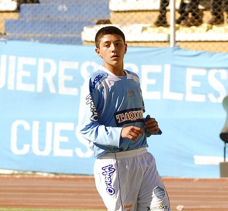 Mauricio Baldivieso teams