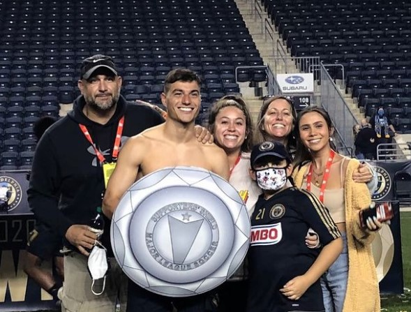 Anthony Fontana family