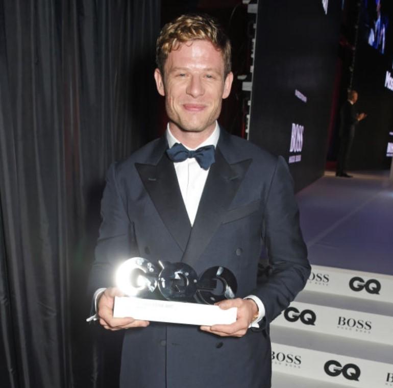 James Norton awards