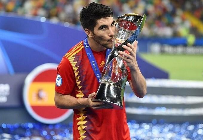 Carlos Soler Spain