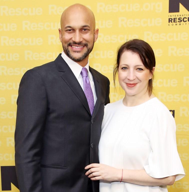 Keegan-Michael Key wife