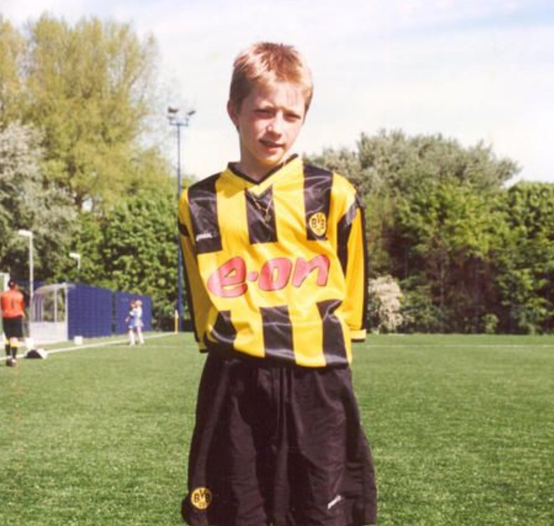 Marco Reus young