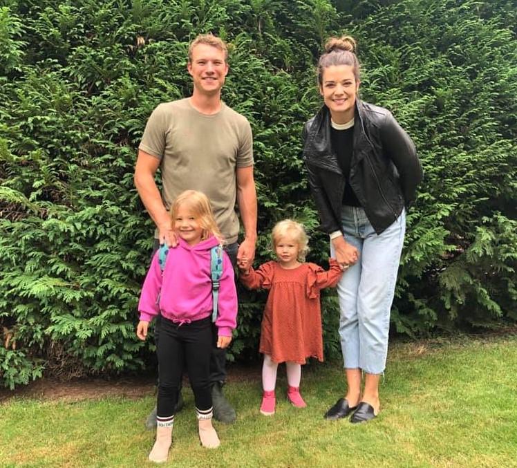 Kimberly Sustad family