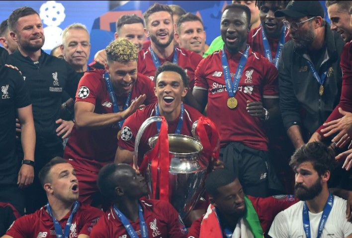 Trent Alexander-Arnold Champions League
