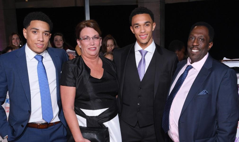 Trent Alexander-Arnold family