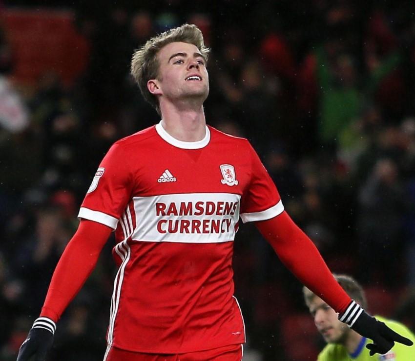 Patrick Bamford Middlesbrough