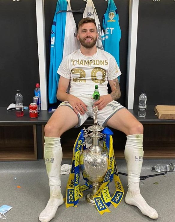 Stuart Dallas Leeds United