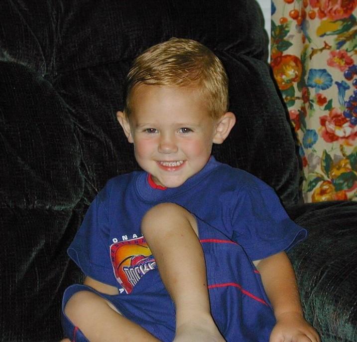 Ryan Trahan young