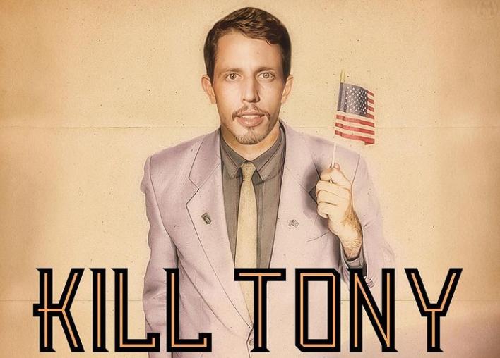 Tony Hinchcliffe, Host of the comedy podcast 'Kill Tony'