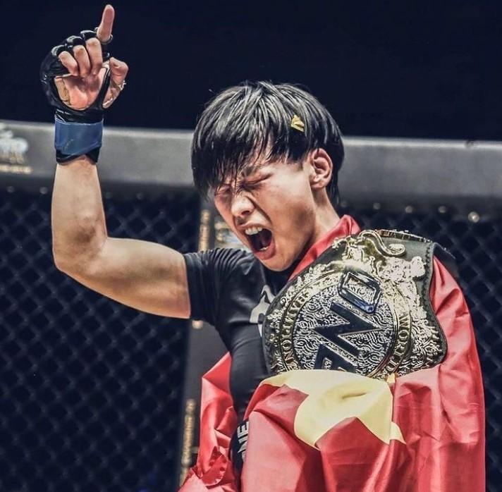 Xiong Jing Nan championship