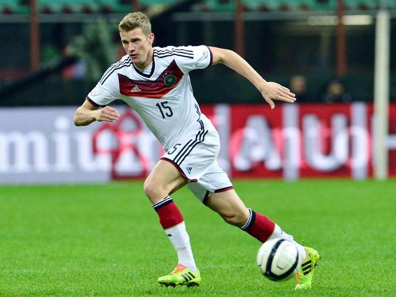 Lars Bender German Footballer