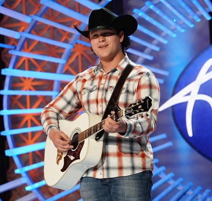 Caleb Kennedy American Idol