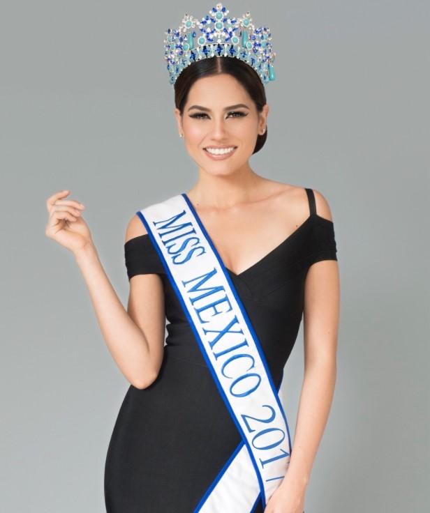 Andrea Meza Miss Mexico